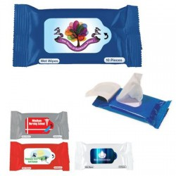 Antibacterial Sanitary Wipes