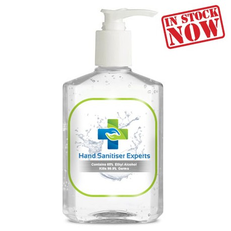 250ml Antibacterial Hand Sanitiser Gel