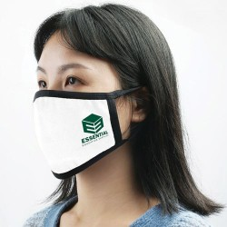 Shield 3 Layer Cotton reusable Face Mask