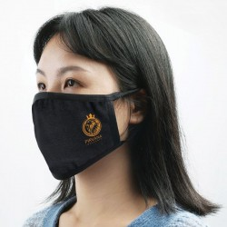 Armour 3 Layer Cotton Reusable Face Mask